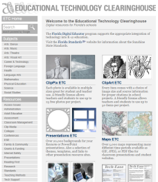 Educational Technology Clearinghouse